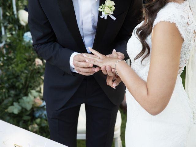 Il matrimonio di Andrea e Asmae a Lecco, Lecco 46