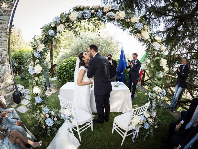 Il matrimonio di Andrea e Asmae a Lecco, Lecco 49