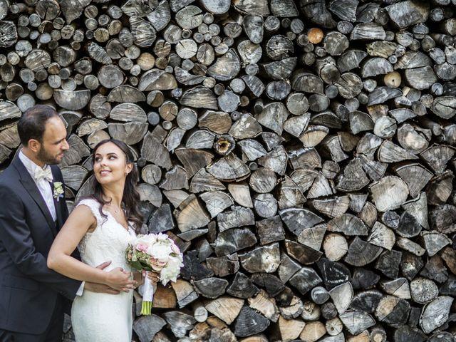 Il matrimonio di Andrea e Asmae a Lecco, Lecco 56
