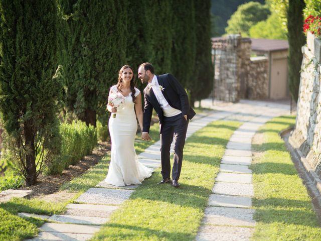 Il matrimonio di Andrea e Asmae a Lecco, Lecco 58