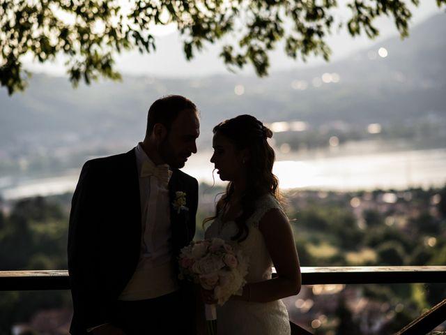 Il matrimonio di Andrea e Asmae a Lecco, Lecco 59