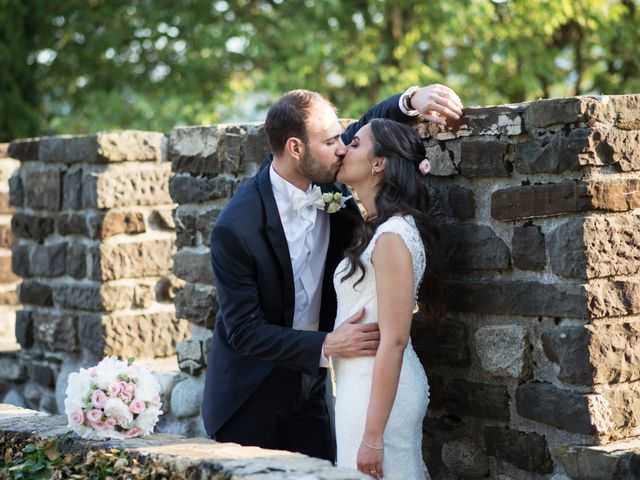 Il matrimonio di Andrea e Asmae a Lecco, Lecco 60