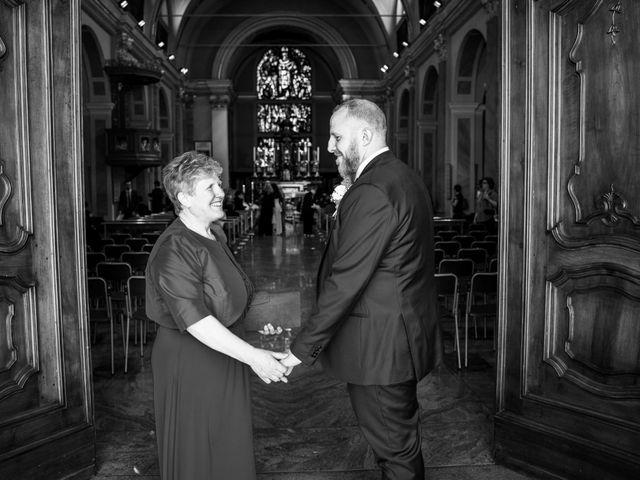 Il matrimonio di Davide e Cinzia a Cinisello Balsamo, Milano 30