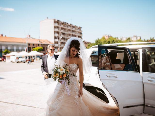 Il matrimonio di Davide e Cinzia a Cinisello Balsamo, Milano 33