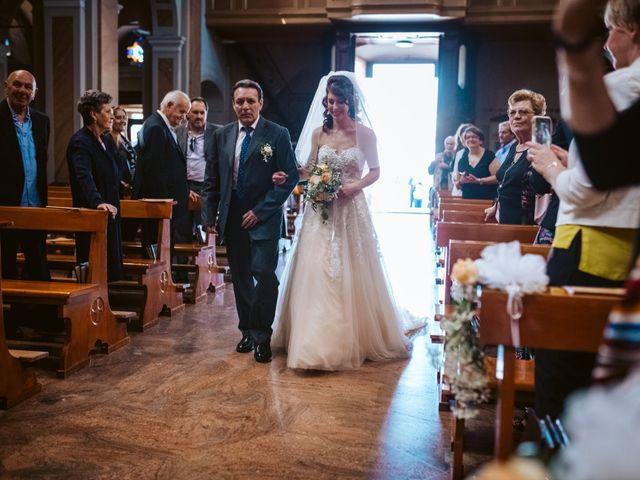 Il matrimonio di Davide e Cinzia a Cinisello Balsamo, Milano 36