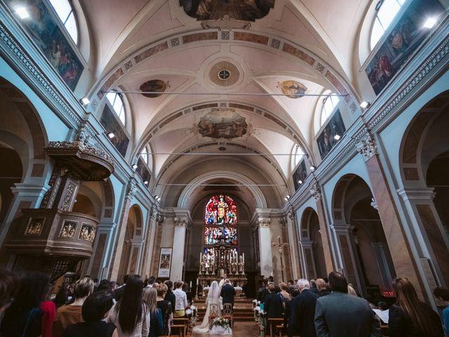 Il matrimonio di Davide e Cinzia a Cinisello Balsamo, Milano 39
