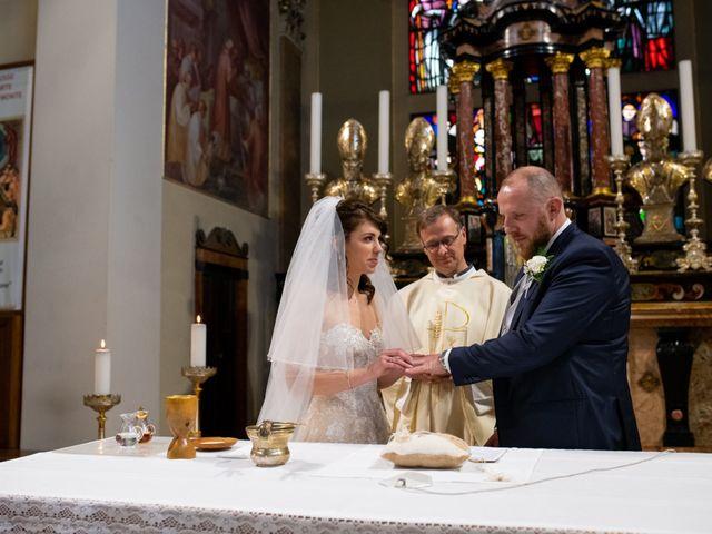 Il matrimonio di Davide e Cinzia a Cinisello Balsamo, Milano 45