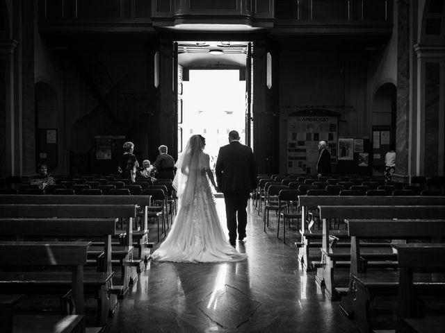 Il matrimonio di Davide e Cinzia a Cinisello Balsamo, Milano 47