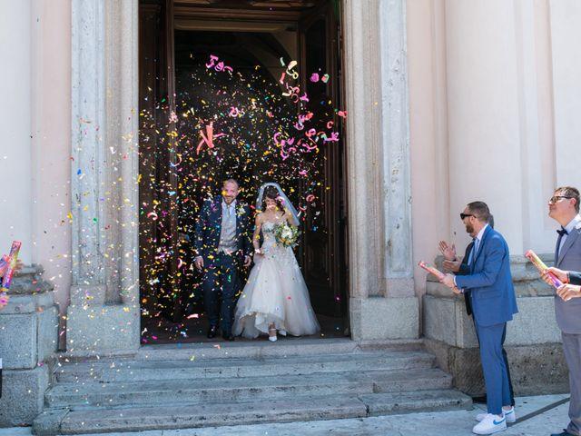 Il matrimonio di Davide e Cinzia a Cinisello Balsamo, Milano 48