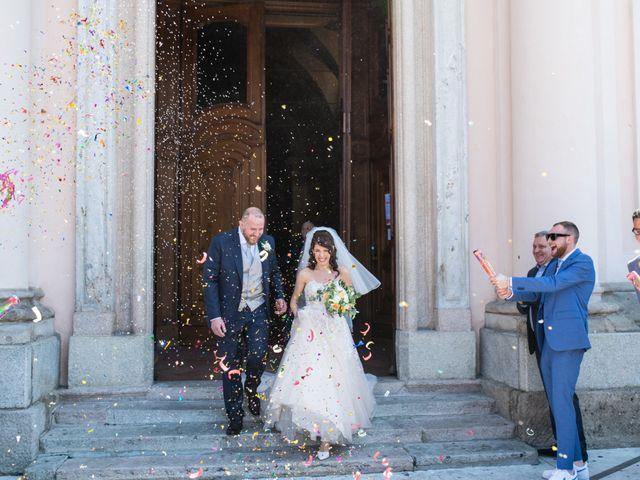 Il matrimonio di Davide e Cinzia a Cinisello Balsamo, Milano 49