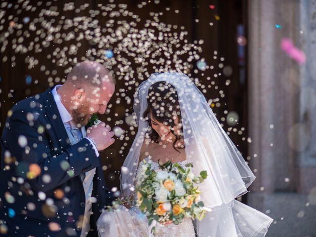 Il matrimonio di Davide e Cinzia a Cinisello Balsamo, Milano 51