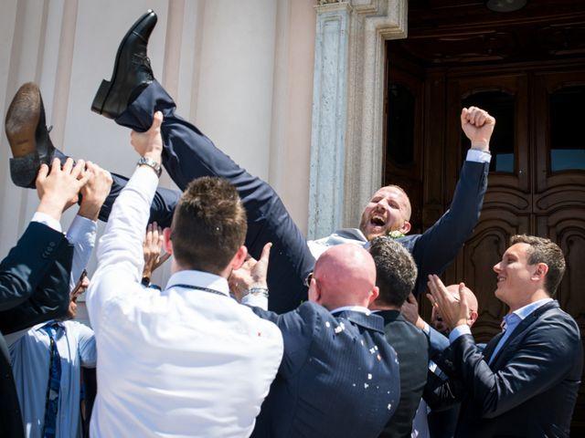 Il matrimonio di Davide e Cinzia a Cinisello Balsamo, Milano 54