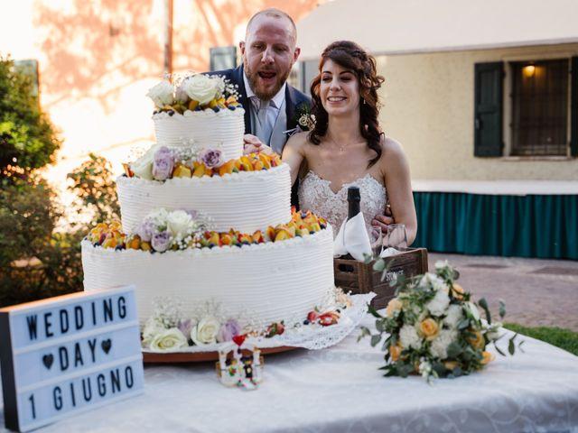 Il matrimonio di Davide e Cinzia a Cinisello Balsamo, Milano 86
