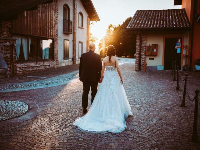 Il matrimonio di Davide e Cinzia a Cinisello Balsamo, Milano 114