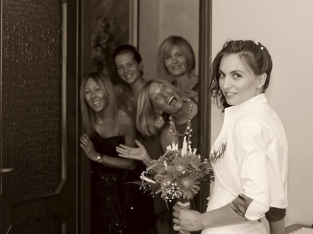 Il matrimonio di Andrea e Emanuela a Sedriano, Milano 19