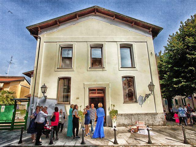 Il matrimonio di Andrea e Emanuela a Sedriano, Milano 20