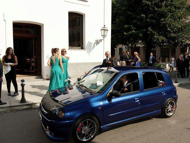 Il matrimonio di Andrea e Emanuela a Sedriano, Milano 21