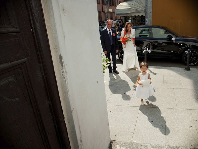Il matrimonio di Andrea e Emanuela a Sedriano, Milano 25
