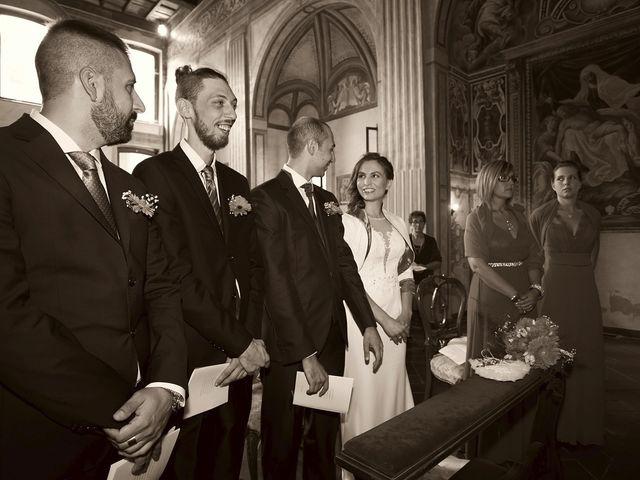 Il matrimonio di Andrea e Emanuela a Sedriano, Milano 29