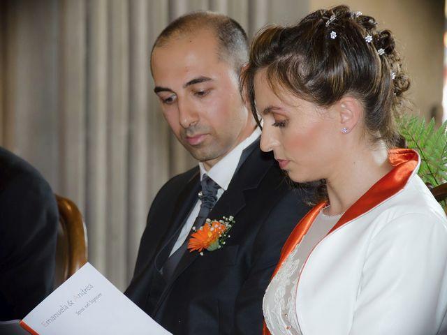 Il matrimonio di Andrea e Emanuela a Sedriano, Milano 31