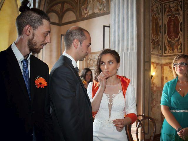 Il matrimonio di Andrea e Emanuela a Sedriano, Milano 38