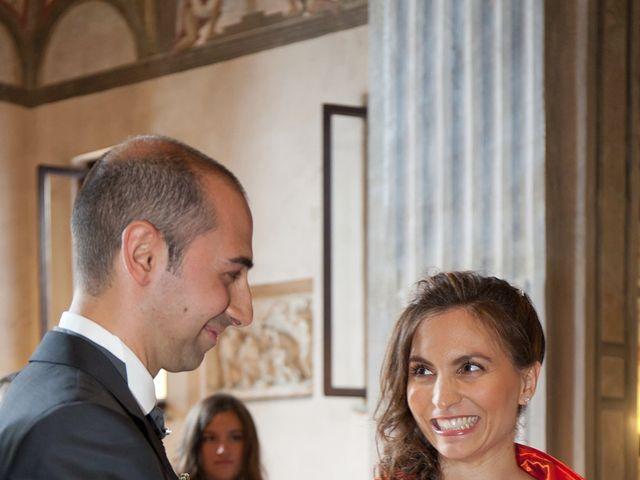 Il matrimonio di Andrea e Emanuela a Sedriano, Milano 39