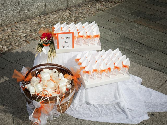 Il matrimonio di Andrea e Emanuela a Sedriano, Milano 42