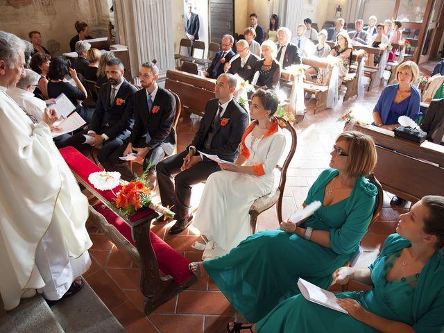 Il matrimonio di Andrea e Emanuela a Sedriano, Milano 43