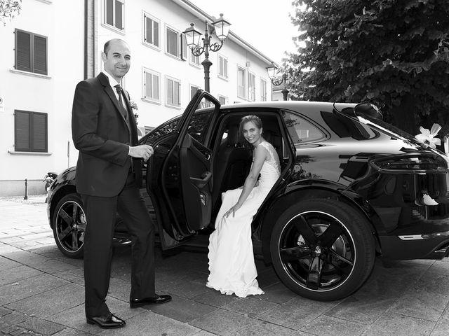 Il matrimonio di Andrea e Emanuela a Sedriano, Milano 53