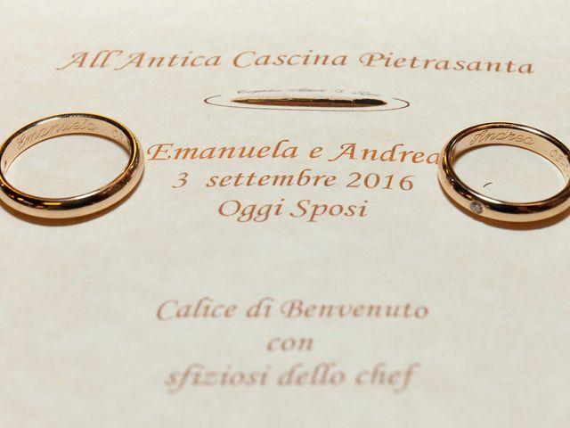 Il matrimonio di Andrea e Emanuela a Sedriano, Milano 55