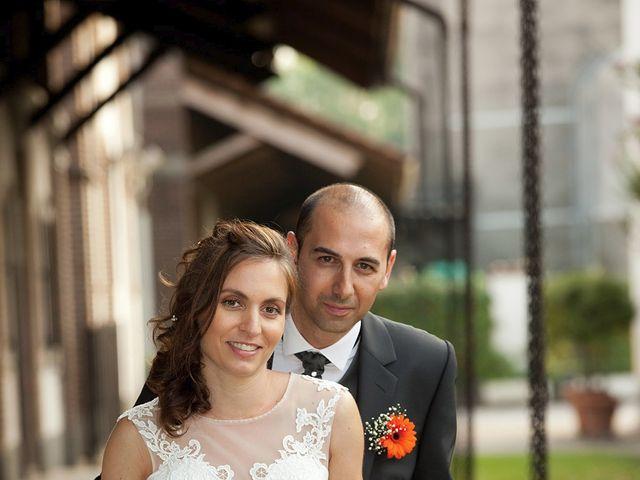Il matrimonio di Andrea e Emanuela a Sedriano, Milano 58