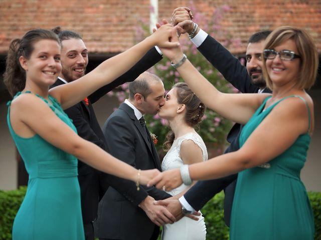Il matrimonio di Andrea e Emanuela a Sedriano, Milano 2
