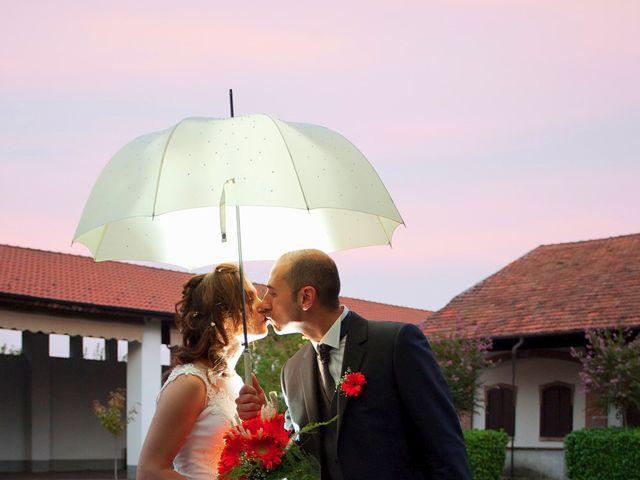 Il matrimonio di Andrea e Emanuela a Sedriano, Milano 74