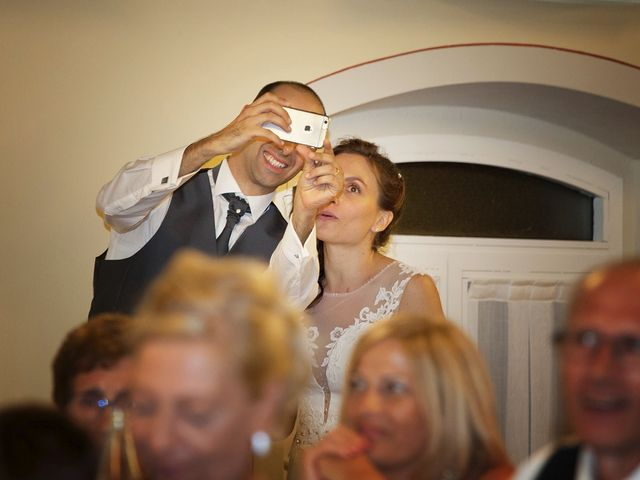 Il matrimonio di Andrea e Emanuela a Sedriano, Milano 87