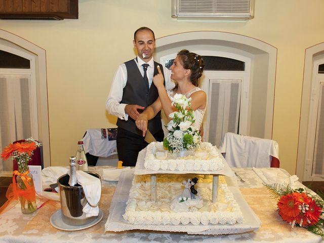 Il matrimonio di Andrea e Emanuela a Sedriano, Milano 91