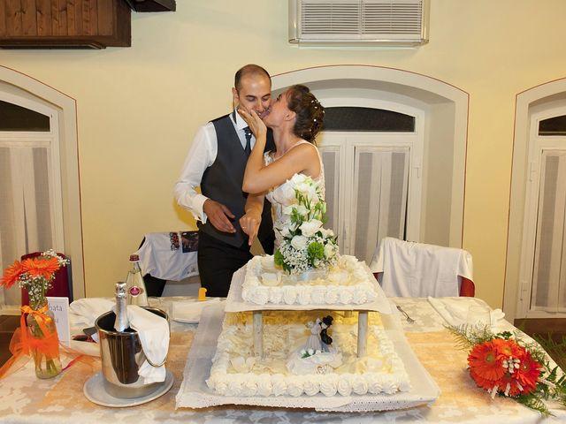 Il matrimonio di Andrea e Emanuela a Sedriano, Milano 92