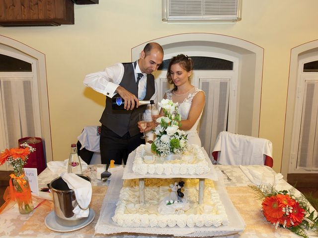 Il matrimonio di Andrea e Emanuela a Sedriano, Milano 93