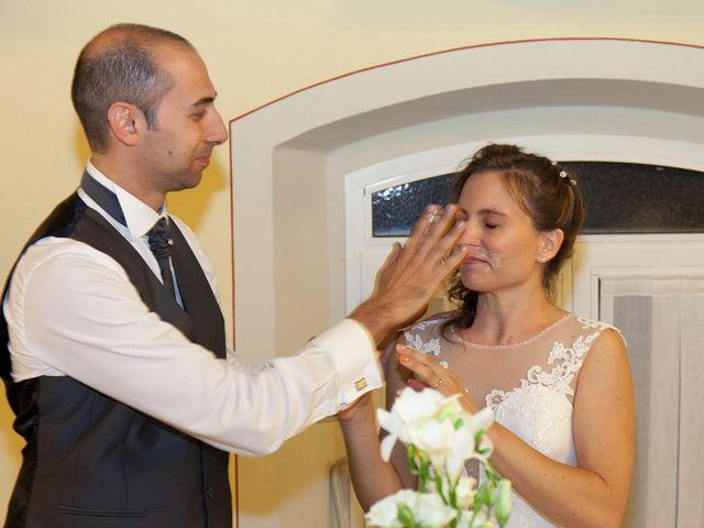 Il matrimonio di Andrea e Emanuela a Sedriano, Milano 95