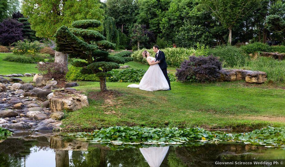 Il matrimonio di Dario e Marilena a Maenza, Latina