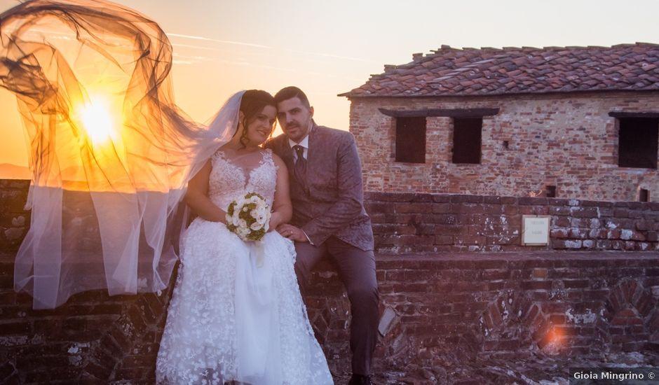 Il matrimonio di Francesco e Martina a Serravalle Pistoiese, Pistoia
