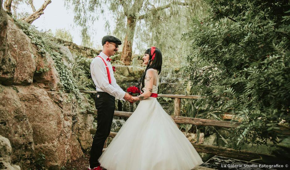 Il matrimonio di Paride e Marina a Lecce, Lecce