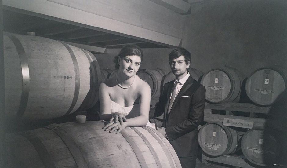 Il matrimonio di Eros e Mara a Dalmine, Bergamo