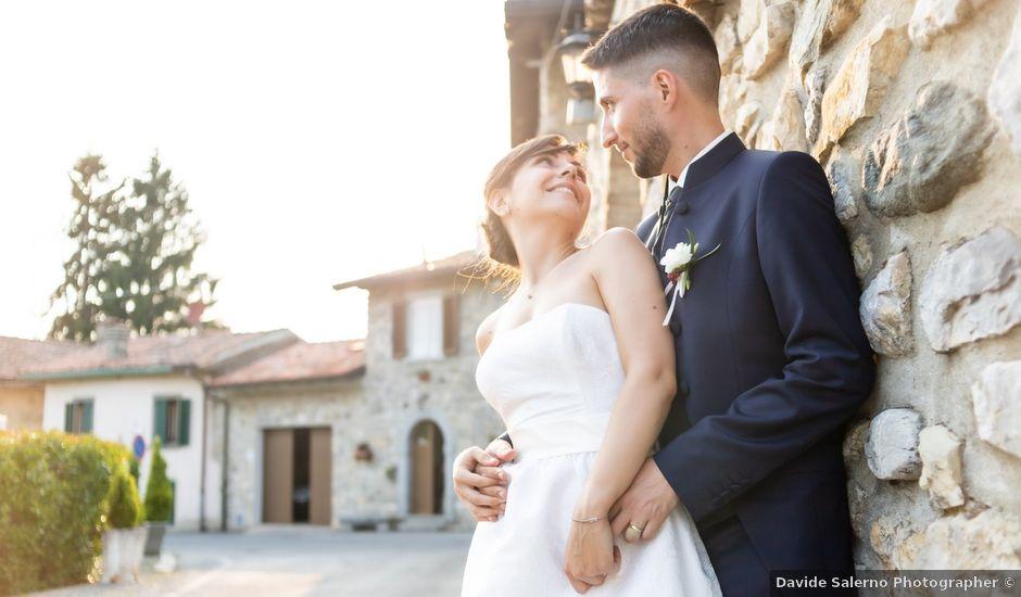 Il matrimonio di Julien e Irene a Malgrate, Lecco
