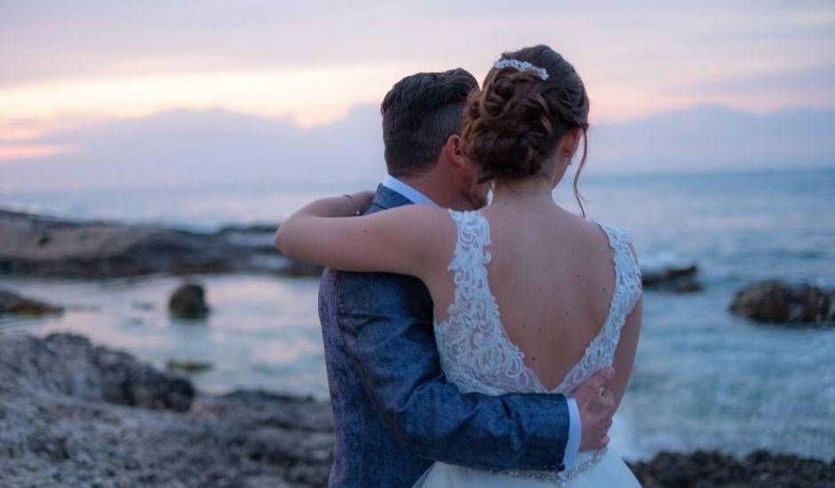Il matrimonio di Salvatore e Jessica a Brucoli, Siracusa