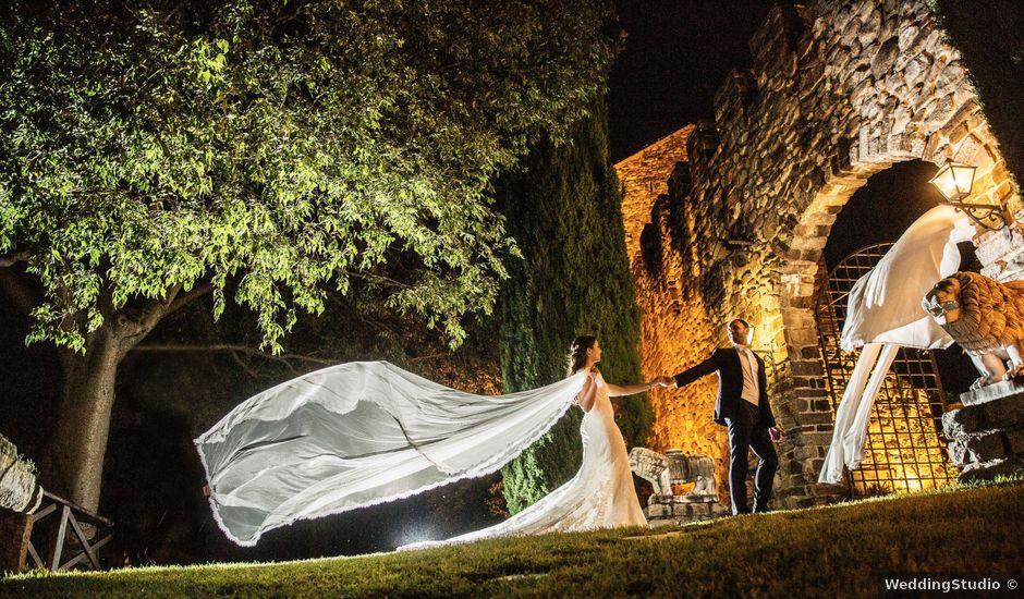 Il matrimonio di Andrea e Asmae a Lecco, Lecco