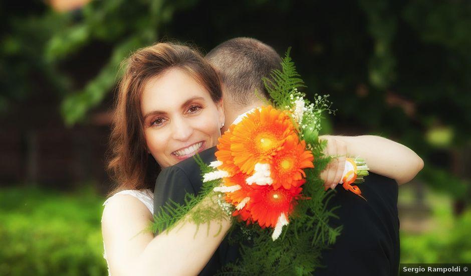 Il matrimonio di Andrea e Emanuela a Sedriano, Milano