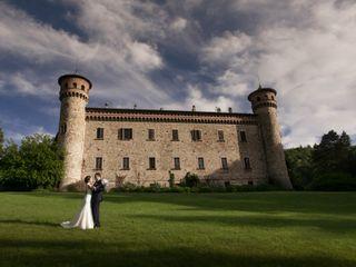 le nozze di Sara e Vittorio 1