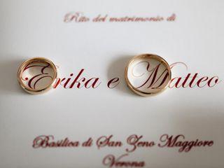 Le nozze di Erika e Matteo 1
