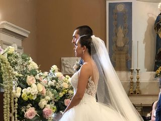 Le nozze di Ilaria e Nicola 1