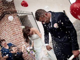 Le nozze di Clara e Giuseppe